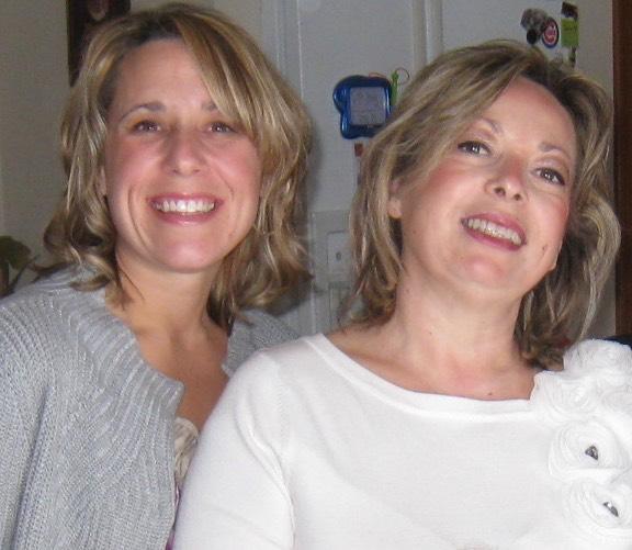 Jessica Shockey and her mom Marissa